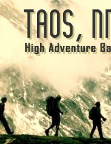 High Adventure Base: Taos, New Mexico
