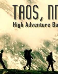 High Adventure Base: Taos, New Mexico