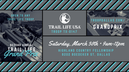 2nd Annual Trail Life USA Grand Prix
