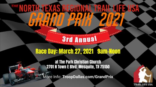 3rd Annual Trail Life USA Grand Prix (March 27, 2021)
